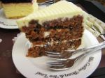 A Great Tasting Carrot Cake