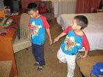 Everybodys' Kungfu Fighting