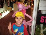 Who's the Pink Panther?