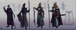 Dark Elf Warriors