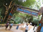 Entrance to the African Waterfall Aviary