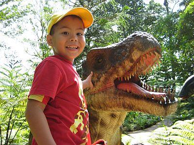 At The Dino Walk1