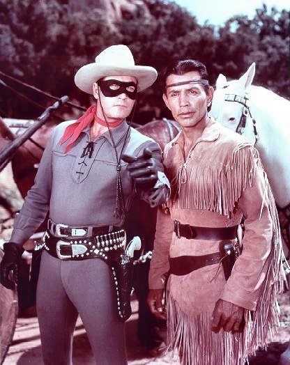 Lone Ranger In Colour