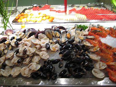 Fresh Seafood Spread