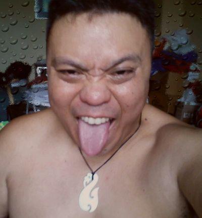 Maori Jules! (Tribal name Maowannabe)