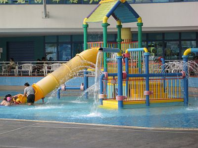 The Smaller Children's Water Adventure