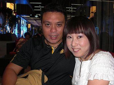With Liz...