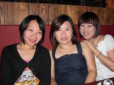 Ammi, Eileen & Liz....