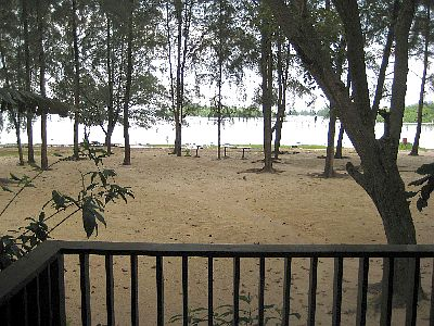 View Of The Beach From Our Verandah