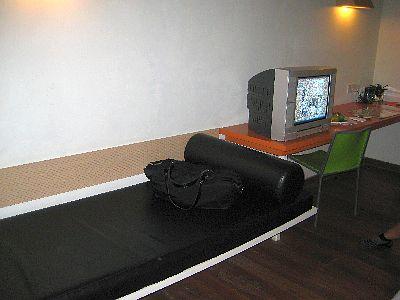Television & Lounge Sofa
